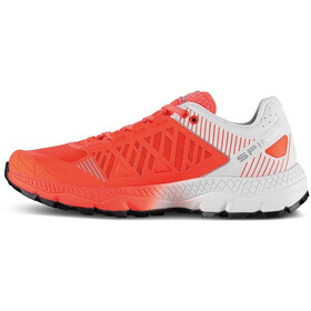 Scarpa Spin Ultra Shoes Women, bright red/white